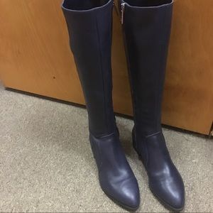 Worn once. Nine West Boots